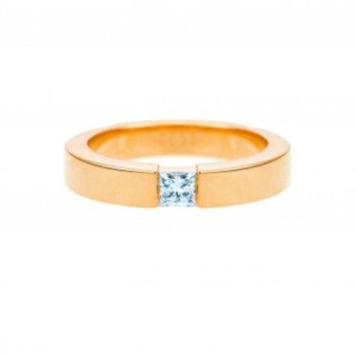 Beispiel: Der klassische Verlobungsring, Foto: Juweliere Ellert.