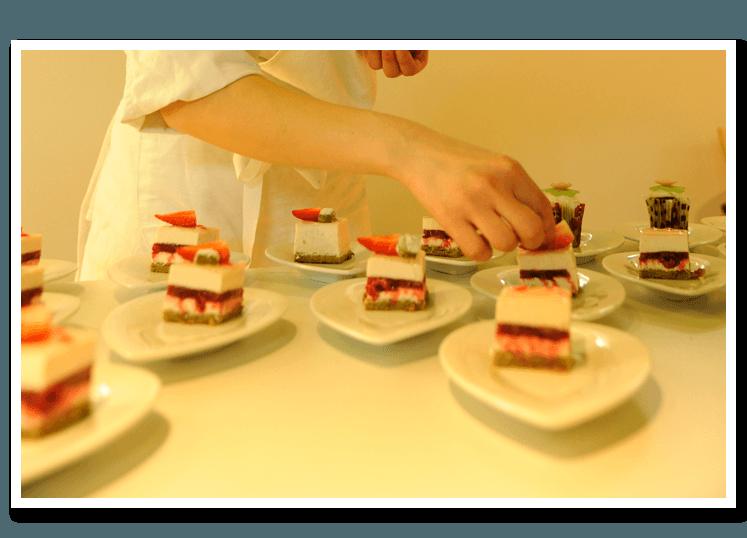 Beispiel: Gastronomie, Foto: LebensLust.