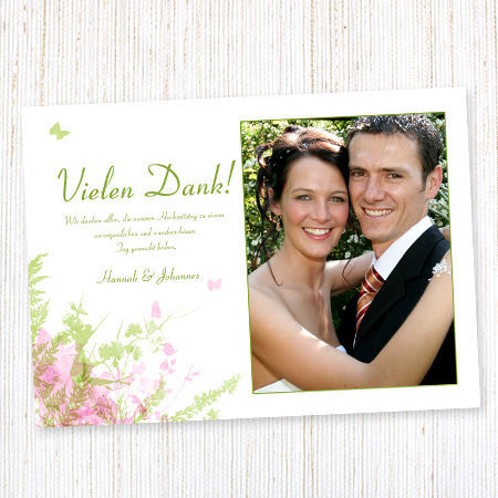 Dankeskarten und mehr Foto: wunderkarten.de