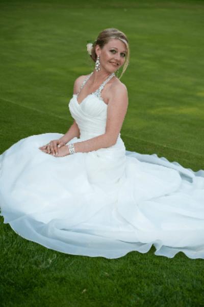 Beispiel: Ihr Braut Make-up, Foto: Aspektkosmetik - Die mobile Visagistin.