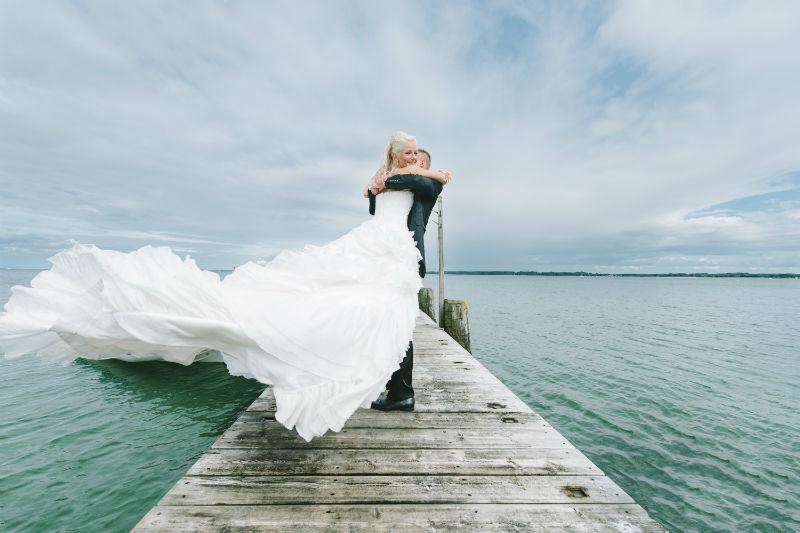 Beispiel: Wunderschöne Bilder von Ihrer Hochzeit, Foto: Patrick Ludolph.