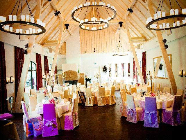 Beispiel: Für eine perfekte Hochzeitsfeier, Foto: Agentur Traumhochzeit.