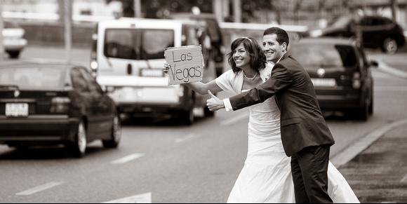 Beispiel: Wunderschöne Hochzeitsfotos, Foto: sunGallen.