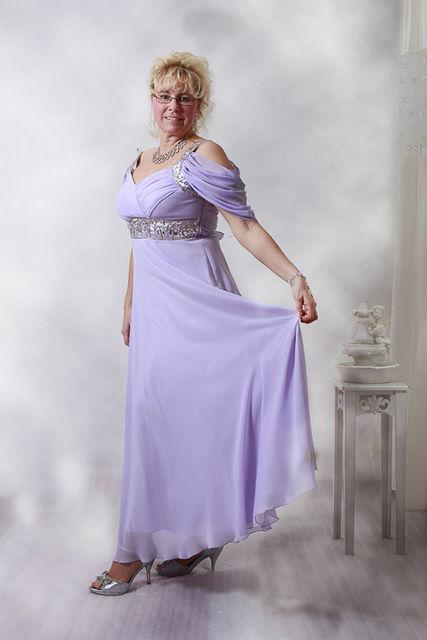 Beispiel: Mama's Galakleid, Foto: Hochzeitssalon Lysann.