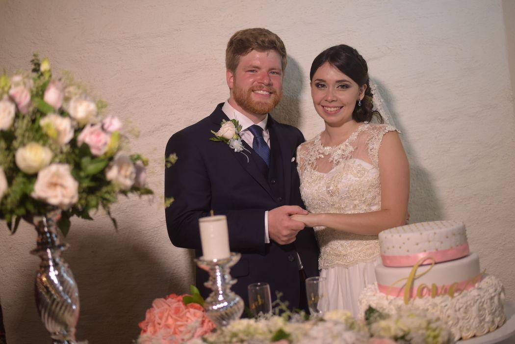 La boda de Angélica y Miles