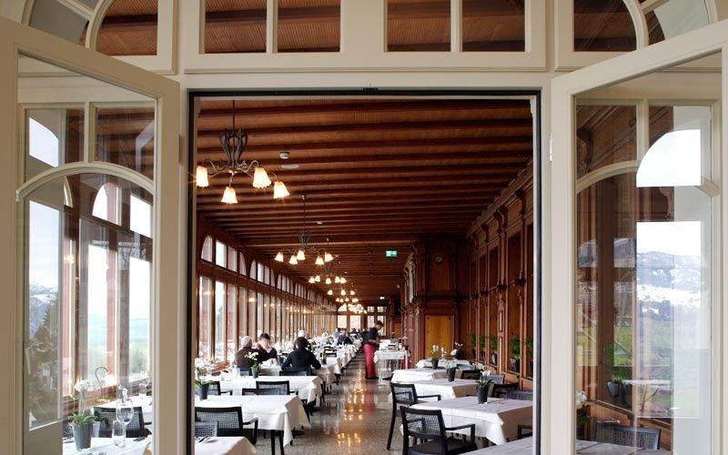 Beispiel: Restaurant, Foto: Jugendstil-Hotel Paxmontana.