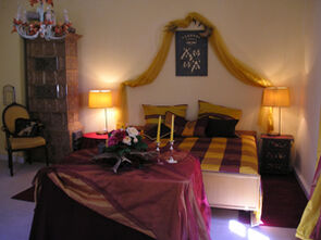 Beispiel: Suite, Foto: Gut Grafenried.