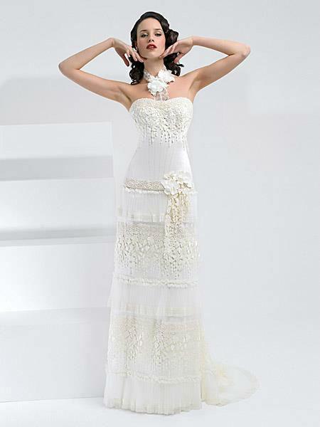 Beispiel: Brautkleider für jeden Geschmack, Foto: Liluca.