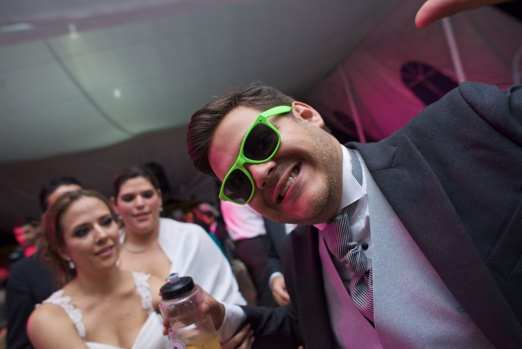 baile, DJ Live productions
