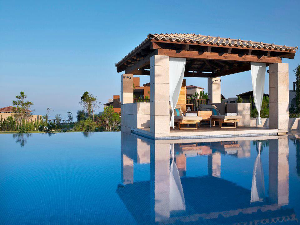 Beispiel: Luxus pur, Foto: TUI Austria.