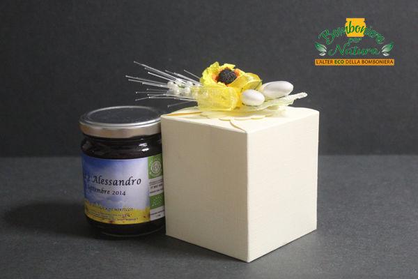 CLASSIC con miele o composta biologica di frutta