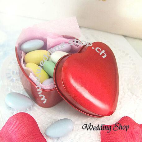 Beispiel: Herzdose, Foto: Wedding Shop.