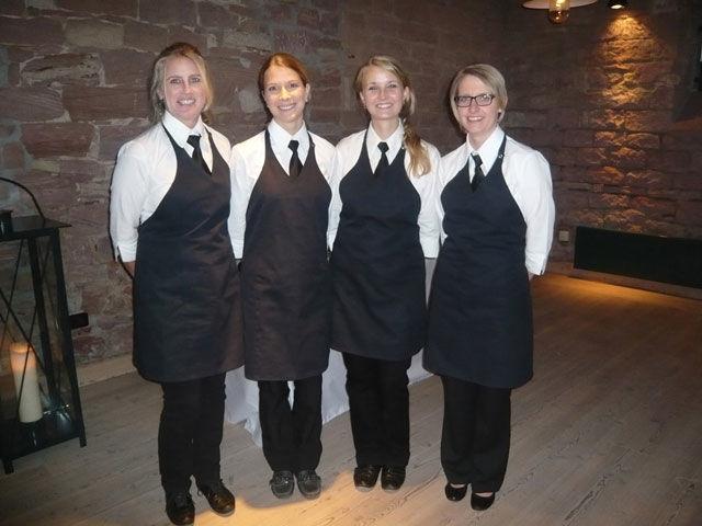 Beispiel: Service-Team, Foto: Table-Service.