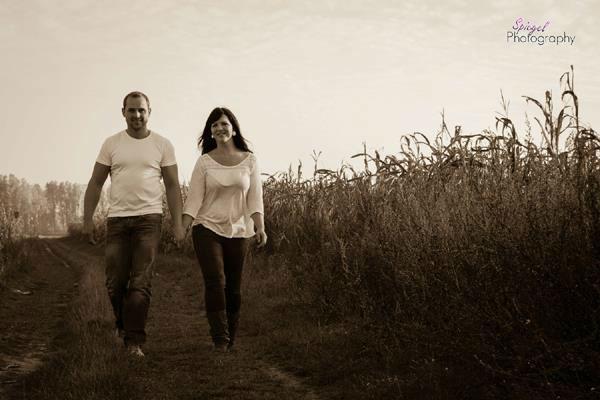 Beispiel: Engagement-Shooting, Foto: Photography Spiegel.