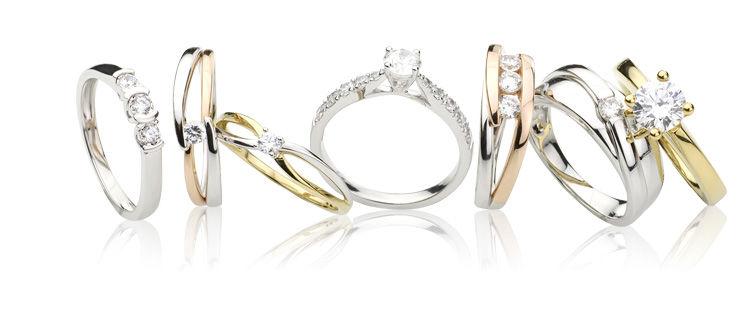 Beispiel: Ringe aus Kollektion, Foto: Edenly.