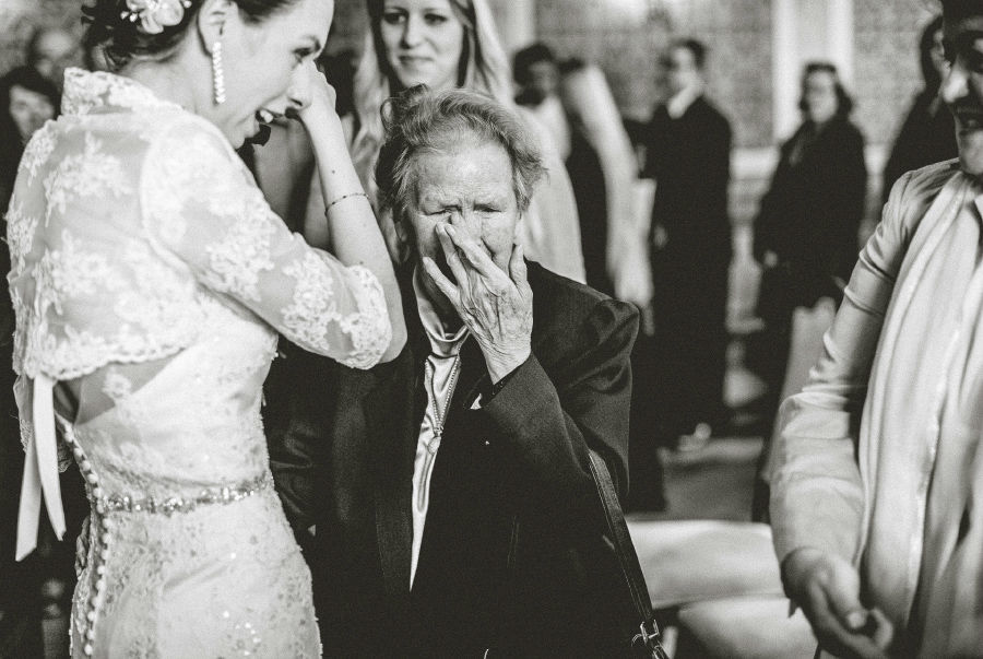 Beispiel: Emotionale Hochzeitsfotos, Foto: Alex Ginis   AG Emotionale Fotografie.