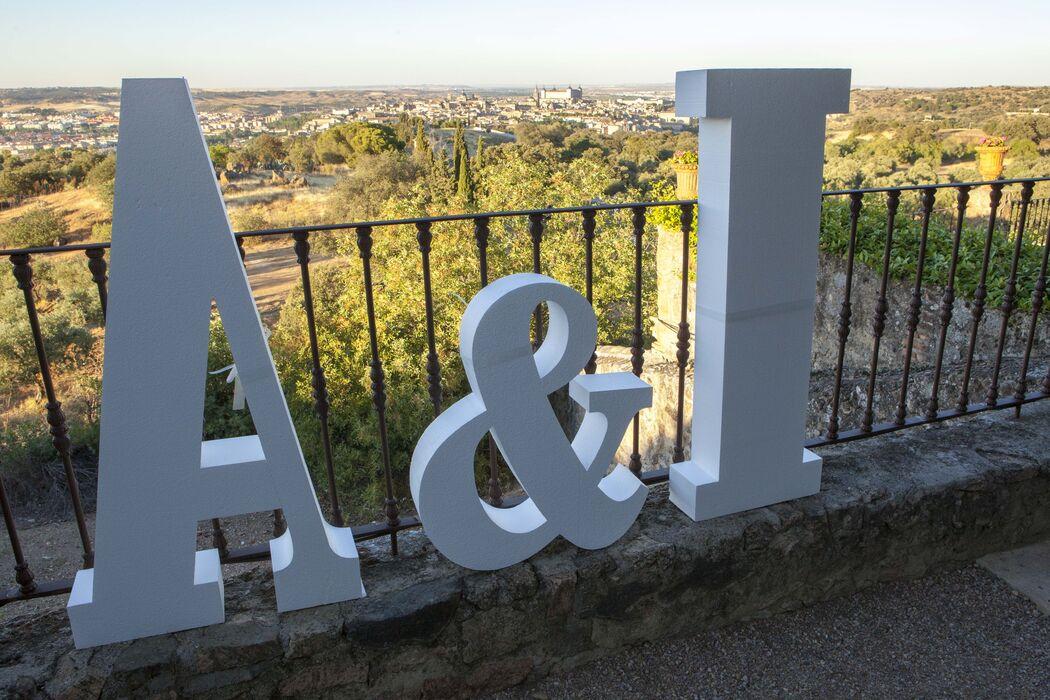Boda de Ana e Iñaki en Toledo. Juan Aunión
