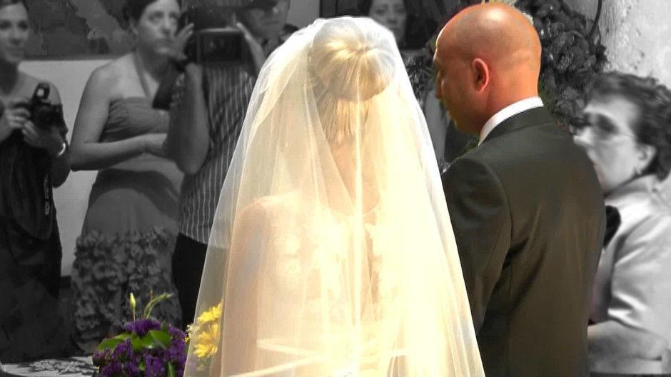 Momentos de la ceremonia