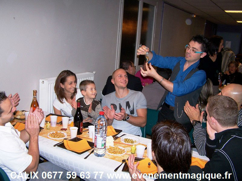 Magicien Mariage à Lyon séminaire mariage
