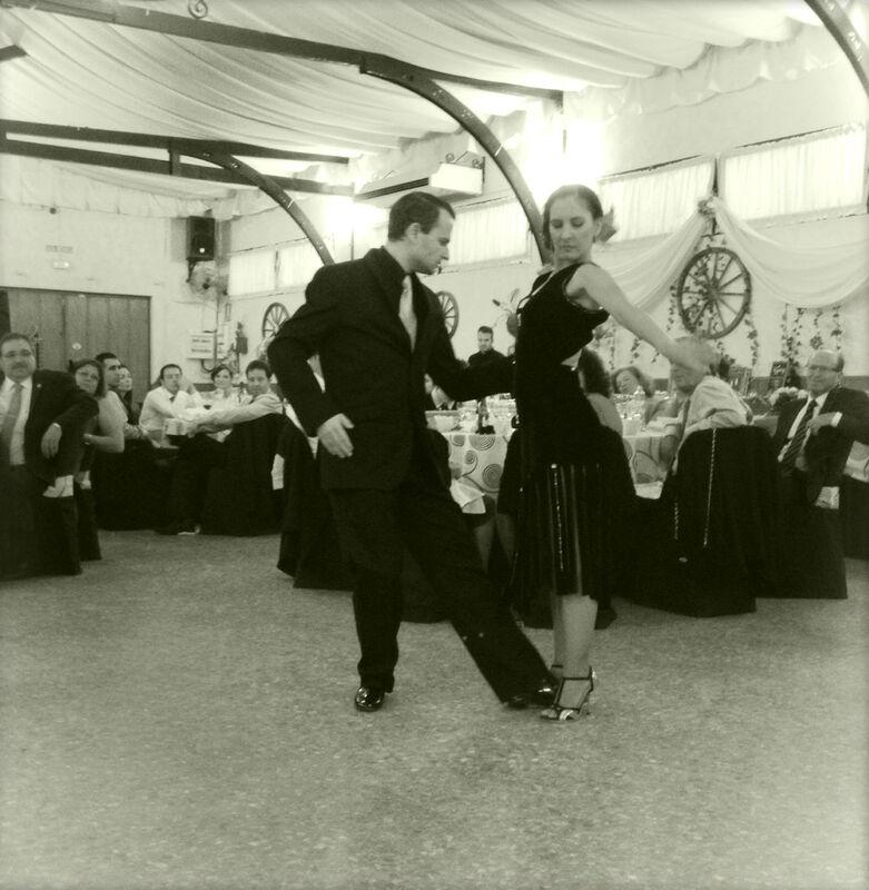 Tango para bodas