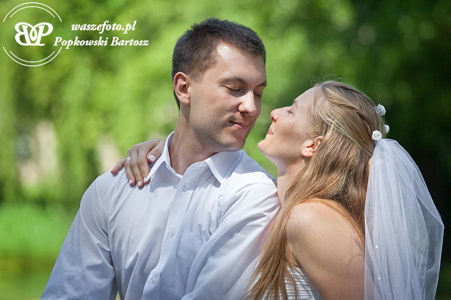 Fotografia ślubna Śrem