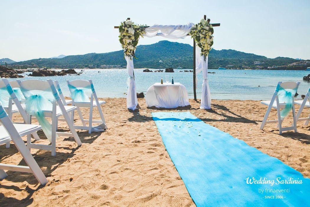 Wedding Sardinia - by frinaeventi