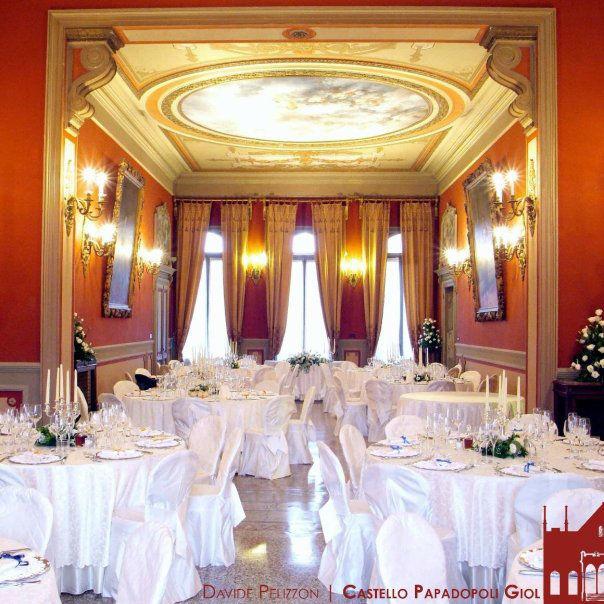 Castello Papadopoli Giol