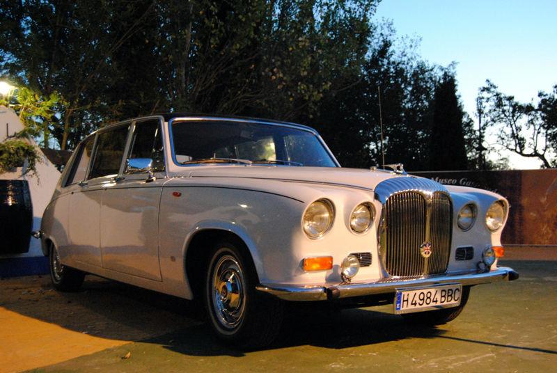 Daimler 420 DS Limusine