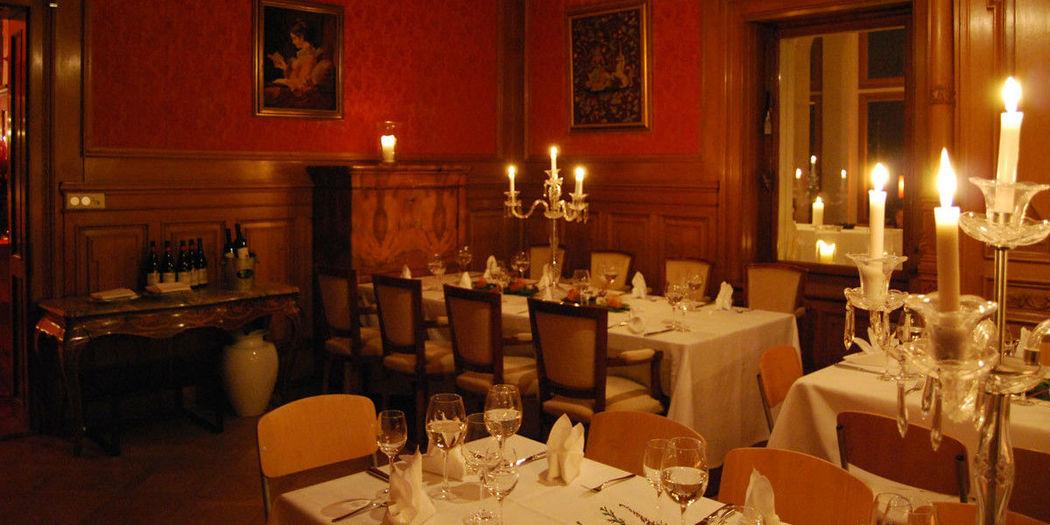 Beispiel: Ambiente, Foto: Schloss Sihlberg.