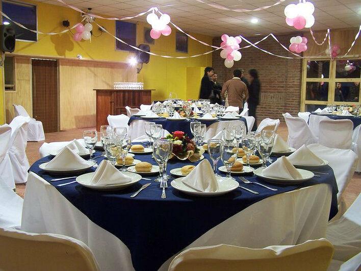 Centro de Eventos Nawel.