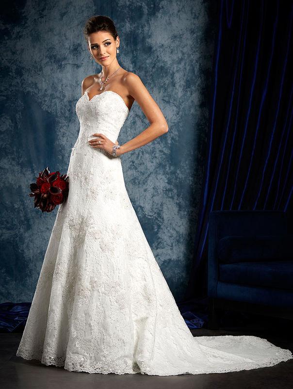 Felicidade de Noivas  Colecção 2016 Spring Sapphire Bridal by Alfred Angelo