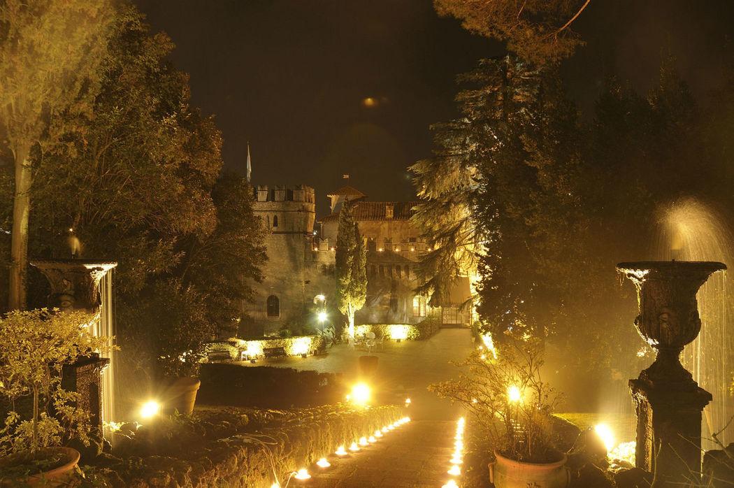 Il Castello in notturna - The Castle at night