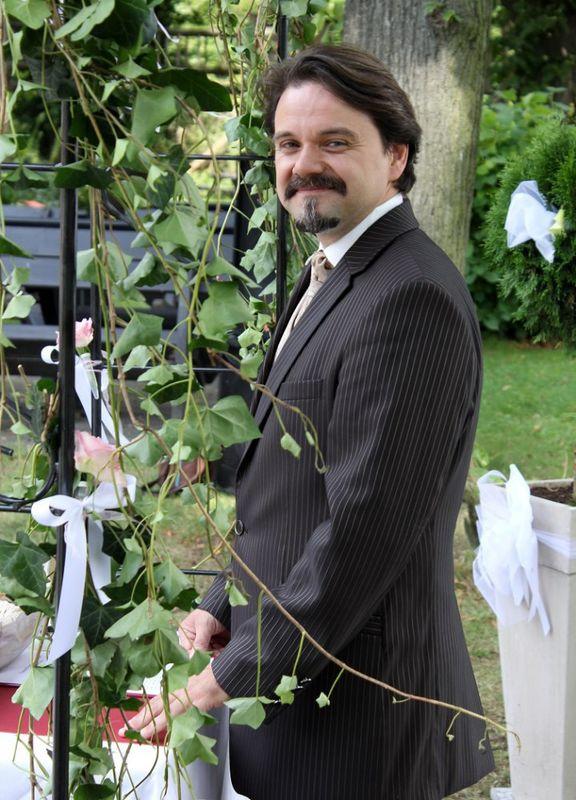Beispiel: Ihr Trauredner, Foto: Ihr Hochzeitsredner - Gregor Andre.