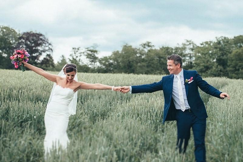 Beispiel: Professionelle Hochzeitsfotos, Foto: Kreativ Wedding.