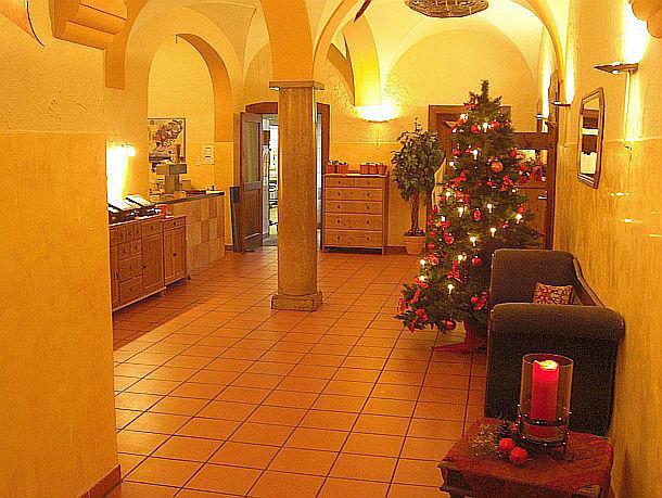 Beispiel: Foyer, Foto: Waldrestaurant Schiesshaus.