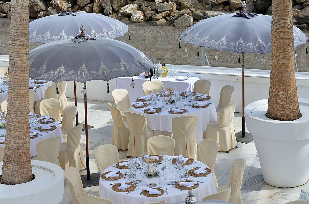 Cafe del mar-Torre del mar