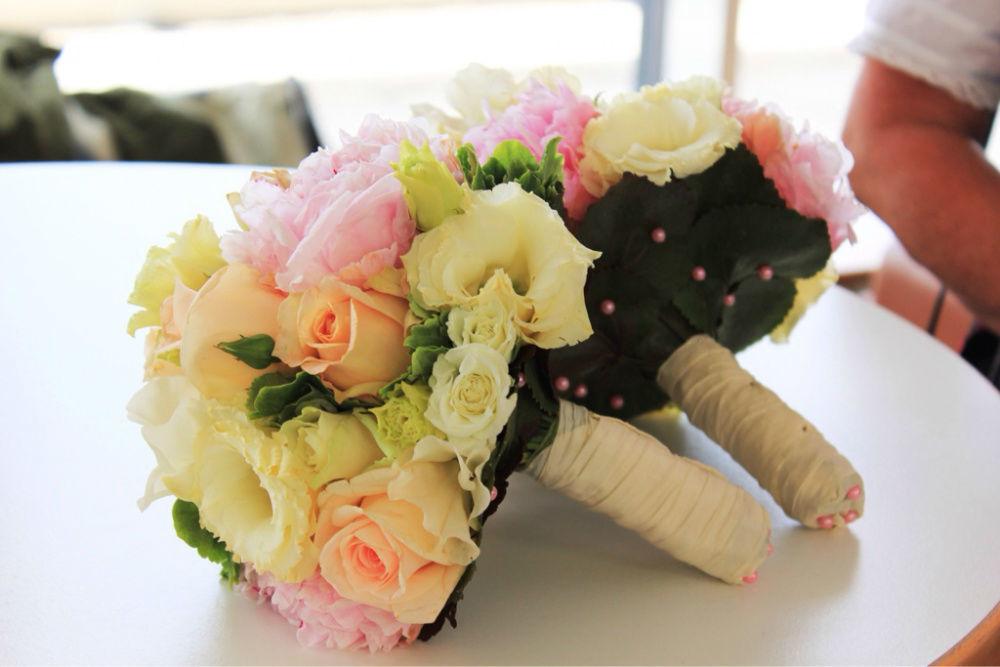 Beispiel: Wunderschöne Farben, Foto: Strobel Floristik.