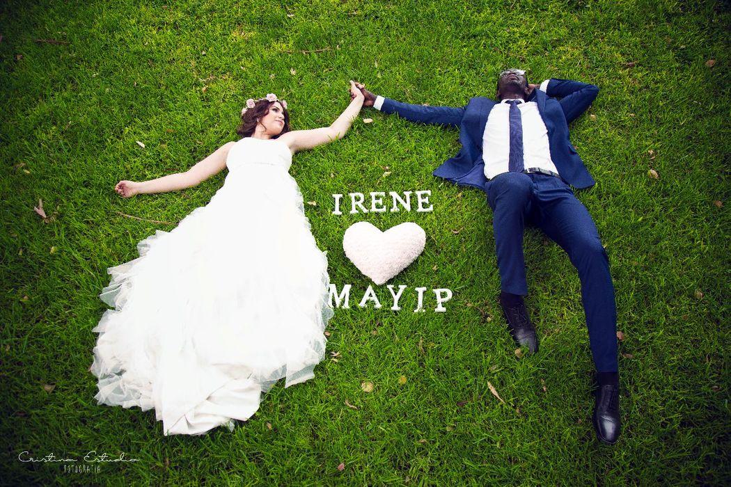 Irene y Mayip