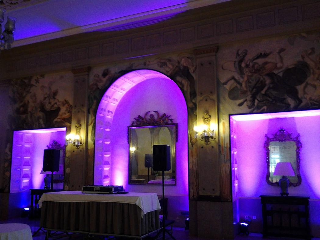Iluminación Hotel Santa Catalina