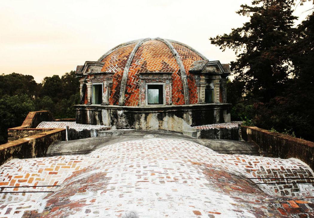 Hacienda San Juan Bautista Amalucan en Puebla