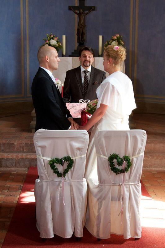 Beispiel: Trauung, Foto: Ihr Hochzeitsredner - Gregor Andre.