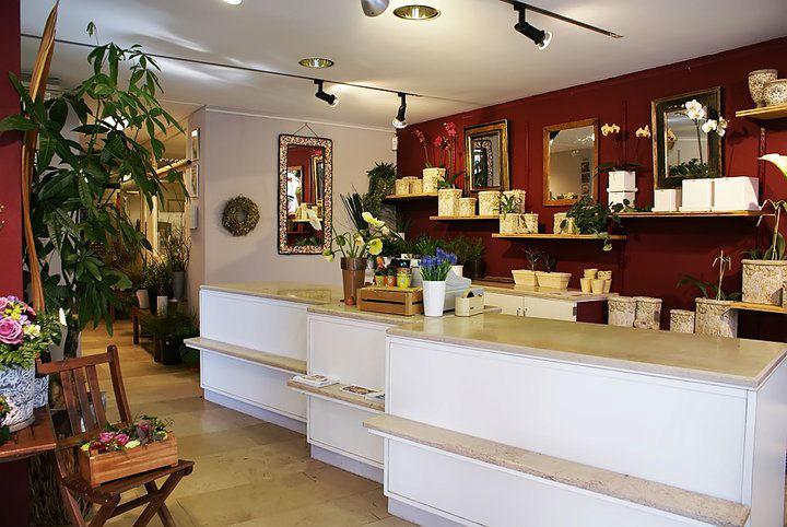 Beispiel: Das Ladengeschäft, Foto: Blumenhaus Mäglin.
