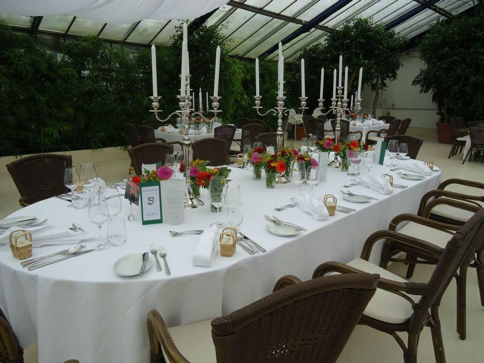 Beispiel: Das Hochzeitsbankett Ihrer Träume, Foto: Die Hochzeitsgestalter.