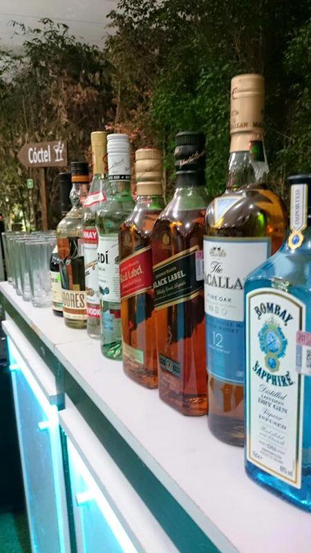 Los mejores destilados en tu evento!!