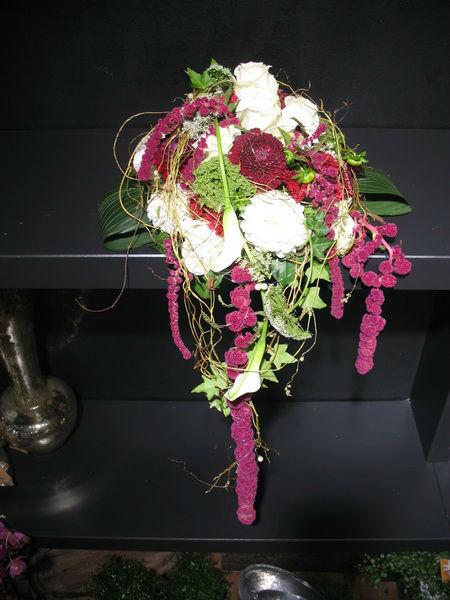 Beispiel: Blumen für den schönsten Tag in Ihrem Leben, Foto: Frankfurter Blumenbote.