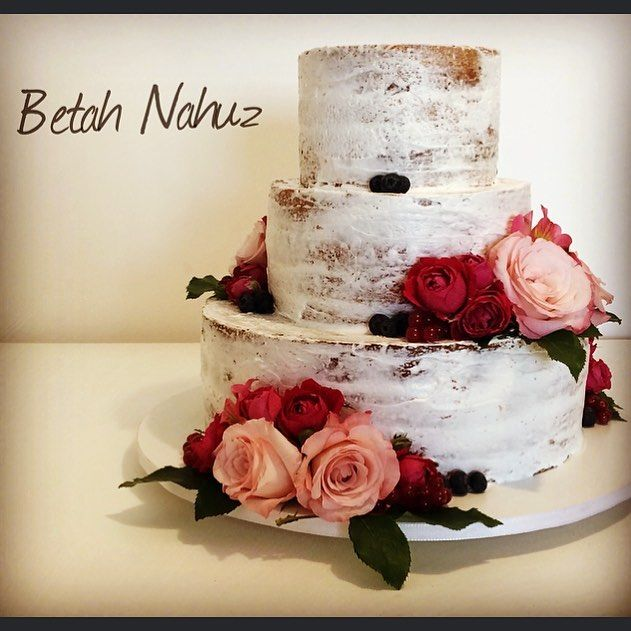 Semi Naked Cake Clássico