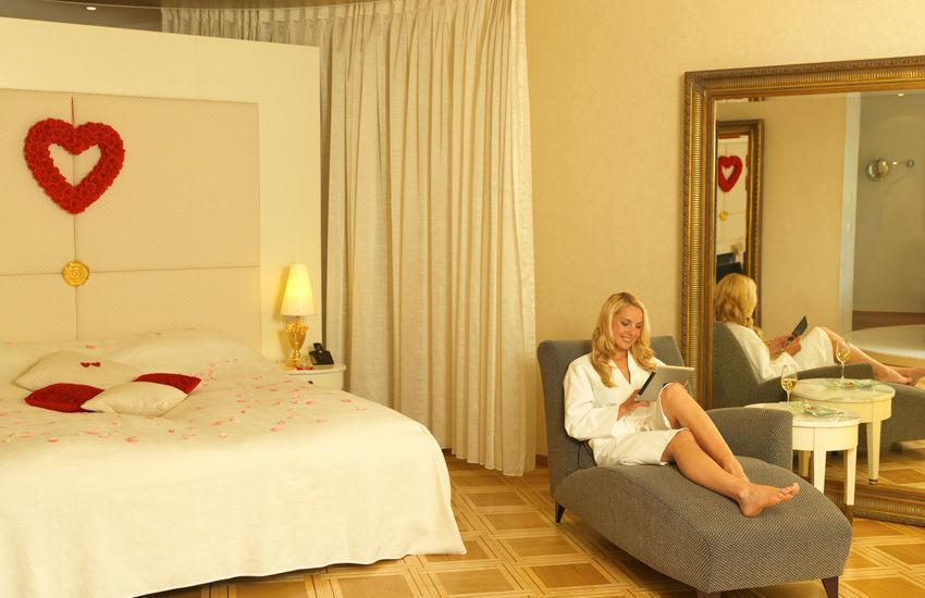 Beispiel: Ihre Hochzeitssuite, Foto: Hotel des Balances.