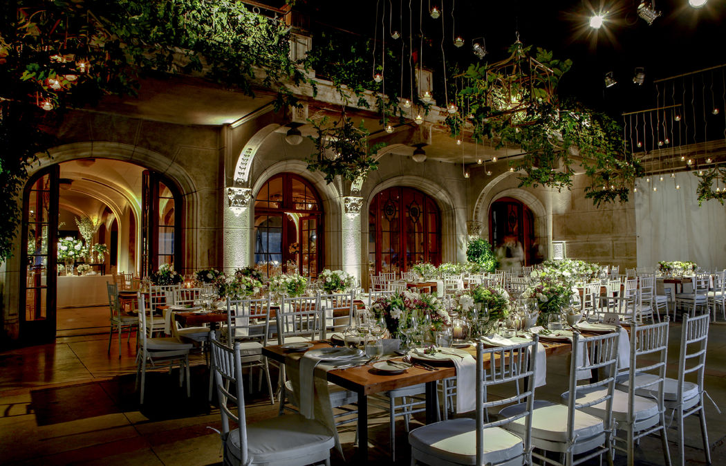 Matrimonio en Club Hípico, 2015. Espacio Gastronómico.