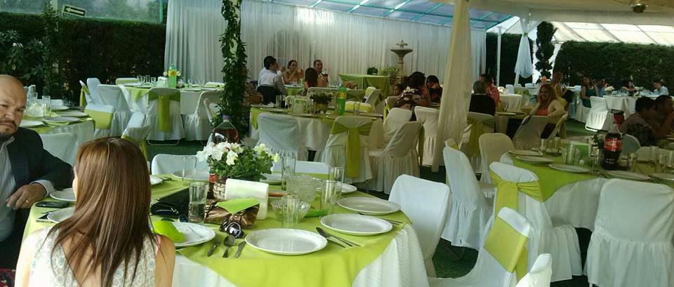 Jardín de Eventos Vivante en el Estado de México
