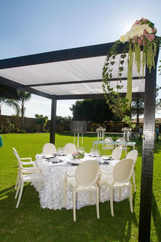 Hacienda De Flores Eventos